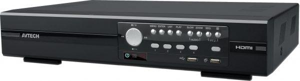 دستگاه ضبط 4 کانال AVTECH مدل DVR AVZ203