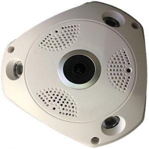 دوربین مدار بسته مدل V380 Panorama 2MP BNC