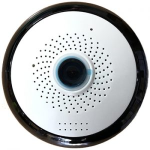 دوربین مدار بسته مدل V380 Panorama 2MP Wireless