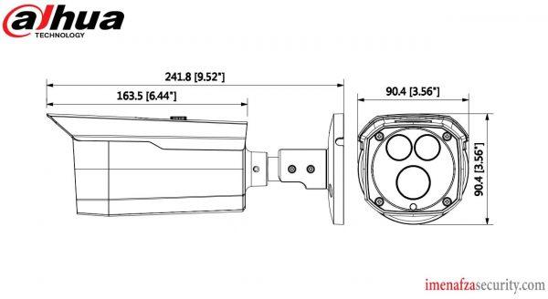 دوربین Dahua مدل DH-HAC-HFW1200DP