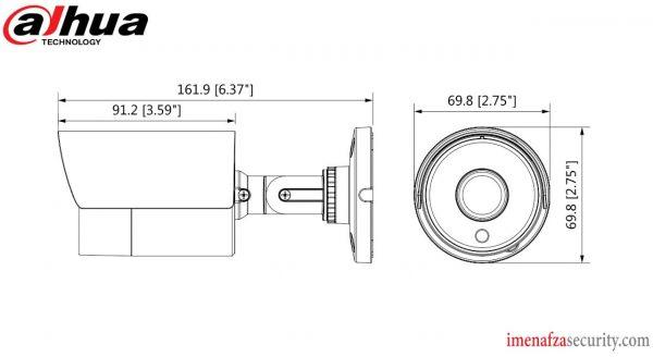 دوربین Dahua مدل DH-HAC-HFW1200SLP