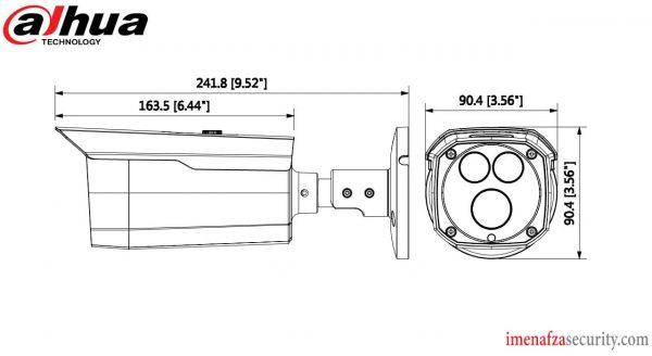 دوربین Dahua مدل DH-HAC-HFW1400DP