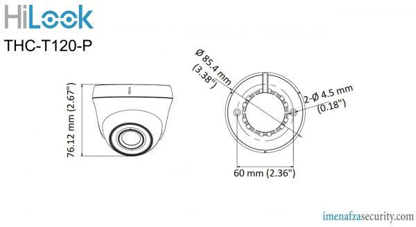 دوربین HiLook مدل THC-T120-P