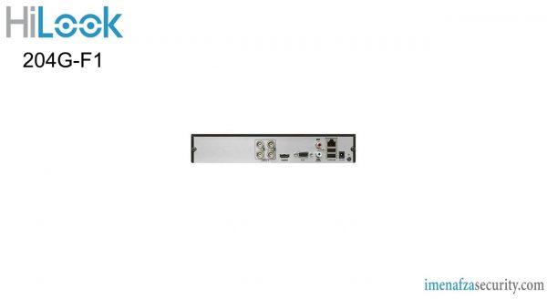 دستگاه ضبط 4 کانال HiLook مدل DVR-204G-F1