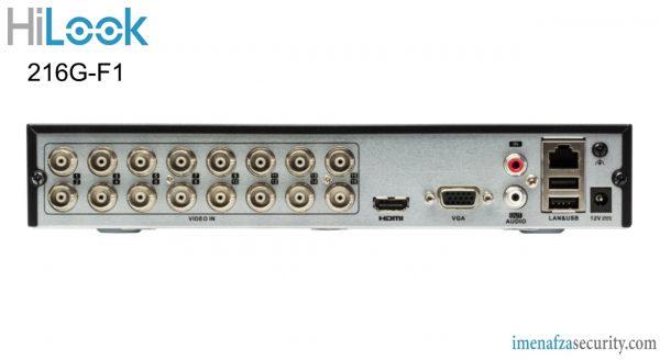 دستگاه ضبط 16 کانال HiLook مدل DVR-216G-F1