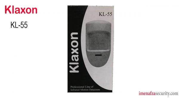 چشم دزدگیر کلاکسون مدل KL55